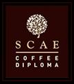 SCAE COFFEE DIPLOMA Logo